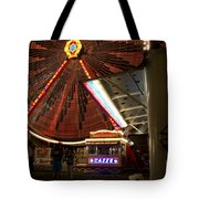 Amusement Park Tote Bag