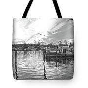 Anchor Inn Cove Tote Bag