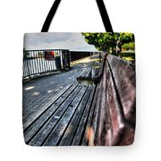 And Yet Still I Wait Tote Bag