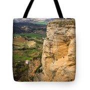 Andalusia Landscape Tote Bag