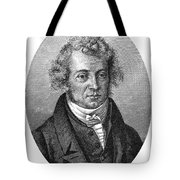 Andre Marie Ampere Tote Bag
