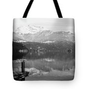 Annecy The Lake Tote Bag