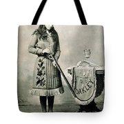 Annie Oakley (1860-1926) Tote Bag