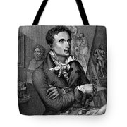 Antonio Canova (1757-1822) Tote Bag by Granger