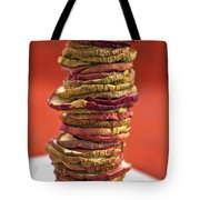 Apple Chips Tote Bag by Joana Kruse