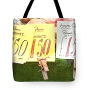 Apples Tote Bag by Tom Gowanlock