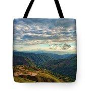 Aragua Valley Tote Bag