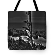 Arch Rock Oregon Coast Tote Bag