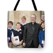 Archbishop Alex Brunett Tote Bag