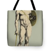 Ares, Greek God Of War Tote Bag by Photo Researchers