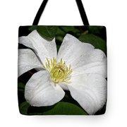 Artic White Tote Bag
