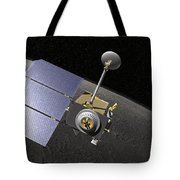 Artists Concept Of The Lunar Tote Bag