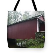 Ashland Covered Bridge Tote Bag