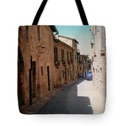 Assisi Italy Tote Bag