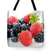 Assorted Fresh Berries Tote Bag