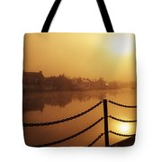 Athlone, County Westmeath, Ireland Dock Tote Bag