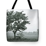 August In England Tote Bag