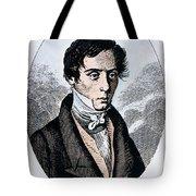 Augustin-jean Fresnel Tote Bag