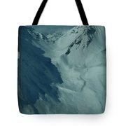 Austria Mountain Tote Bag