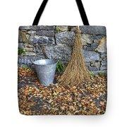 Autumn In The Garden Tote Bag