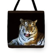 Awaking Tiger Tote Bag
