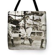Babe Ruth (1895-1948) Tote Bag