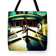 Back In The Harbor Tote Bag