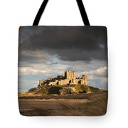 Bamburgh, Northumberland, England Tote Bag by John Short
