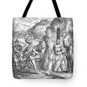 Bartolome De Las Casas Tote Bag by Granger
