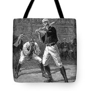 Baseball, 1888 Tote Bag