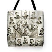 Baseball, 1894 Tote Bag