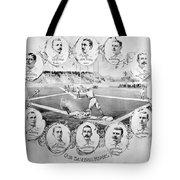 Baseball, 1895 Tote Bag
