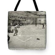 Baseball: Brooklyn, 1890 Tote Bag