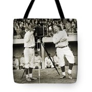Baseball Players, 1920s Tote Bag