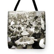 Baseball: Playoff, 1908 Tote Bag