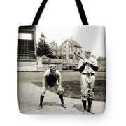 Baseball: Princeton, 1901 Tote Bag
