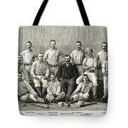 Baseball: Providence, 1882 Tote Bag