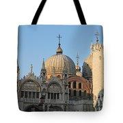 Basilica San Marco Tote Bag