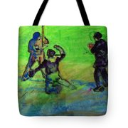 Batter Up Tote Bag