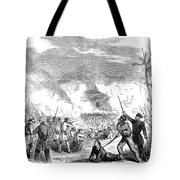 Battle Of Quarisma, 1857 Tote Bag