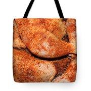 Bbq Chicken Tote Bag