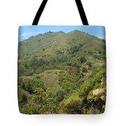 Beautiful Mount Tamalpais Tote Bag