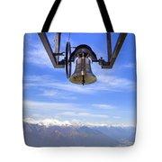 Bell In Heaven Tote Bag