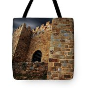 Belver Castle Tote Bag by Carlos Caetano