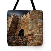 Belver Castle Tote Bag