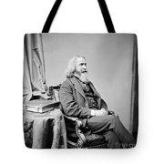 Benjamin Peirce, American Mathematician Tote Bag