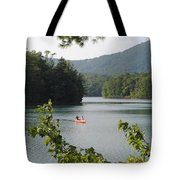 Big Canoe Tote Bag