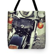 Bike Tote Bag