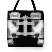 Binoculars X-ray Tote Bag