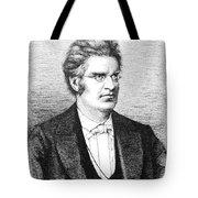 Bjornstjerne Bjornson Tote Bag